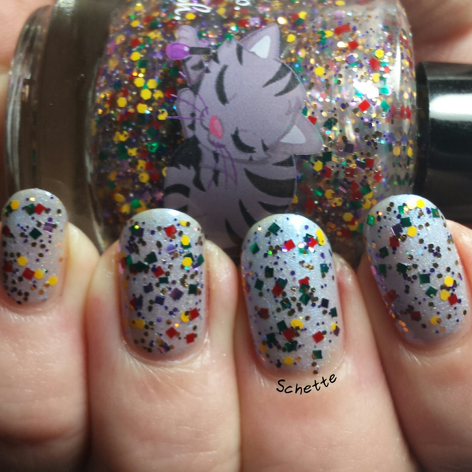 Eat Sleep Polish - Fruitcake Fiasco