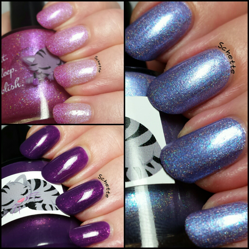Eat Sleep Polish : Kitten Mittens, Ayapi Mou, Wicked