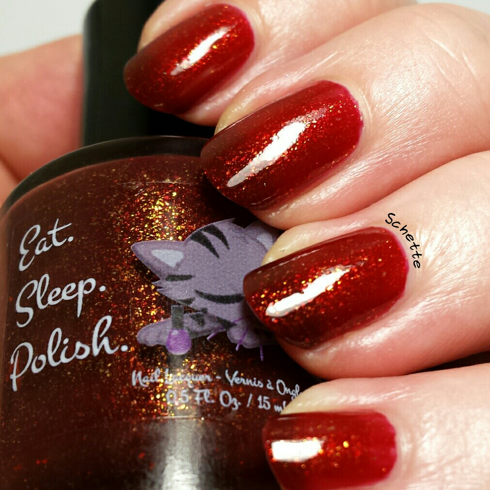 Eat Sleep Polish : Rollanberry Fields