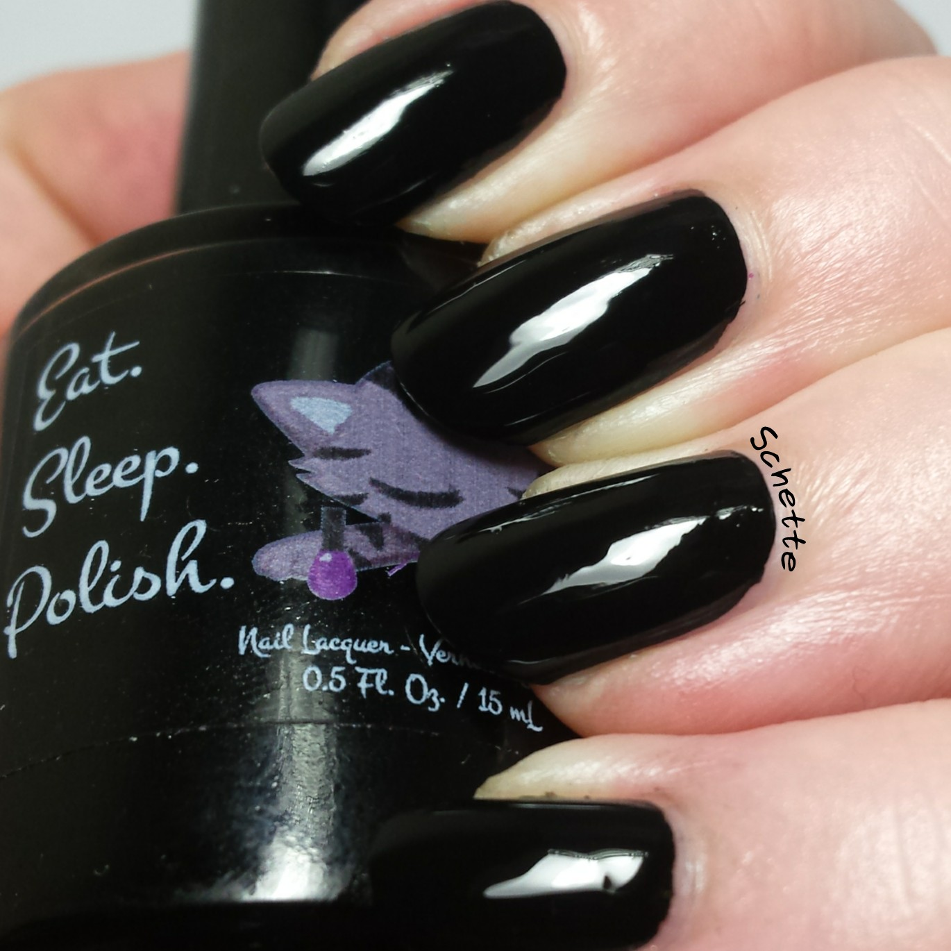 Eat Sleep Polish : Sheets of Empty Canevas