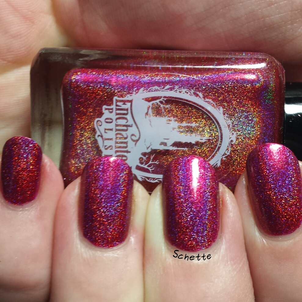 Enchanted Polish - Cranberry Cosmo