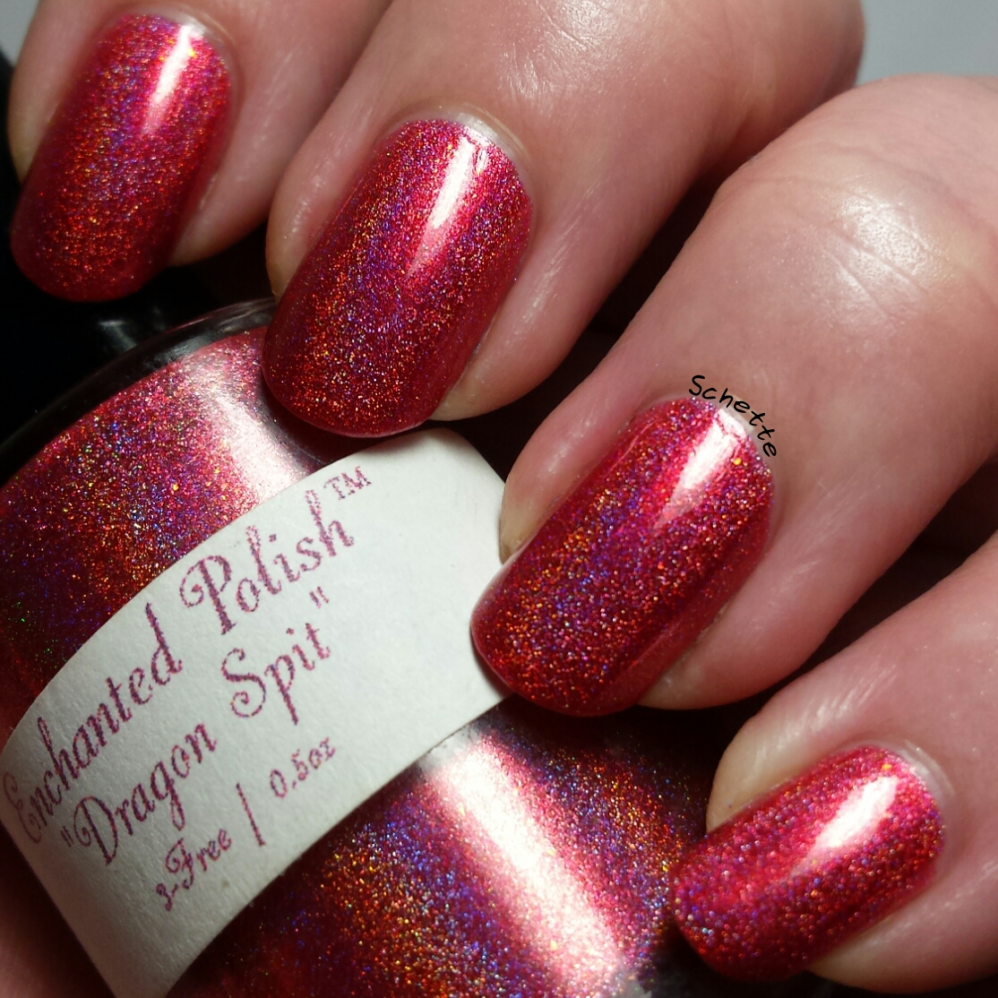 Enchanted Polish Dragon Spit