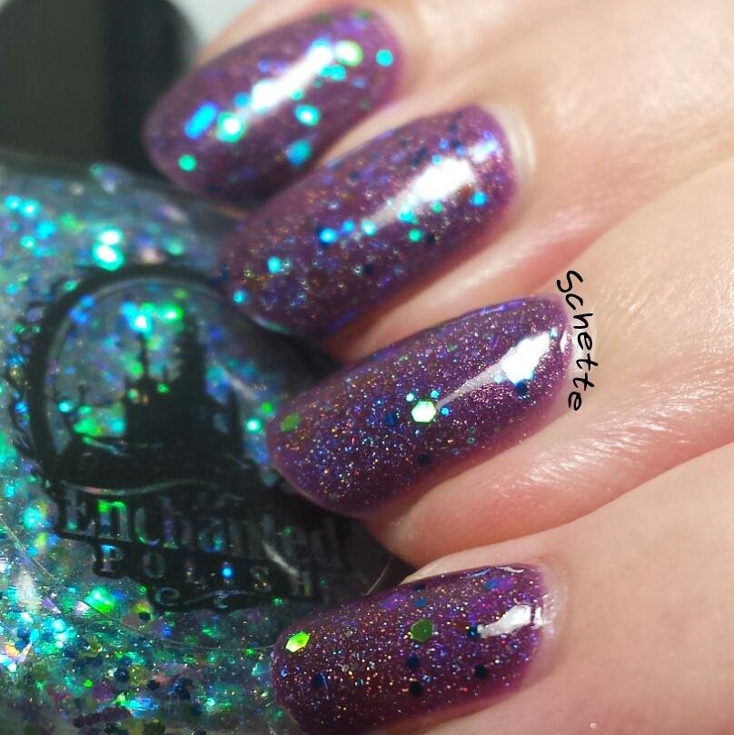 Enchanted Polish Freeze Machine