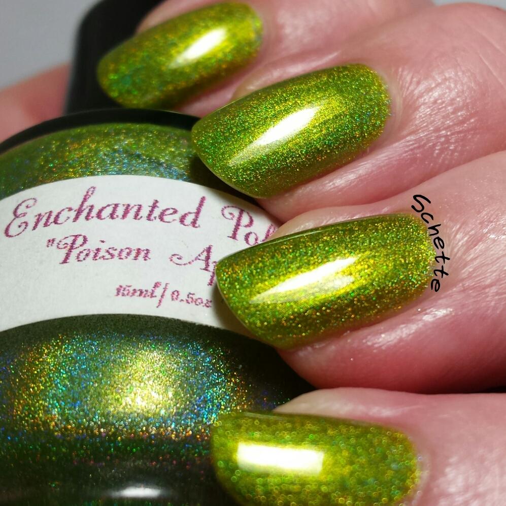 Enchanted Polish - Poison Apple