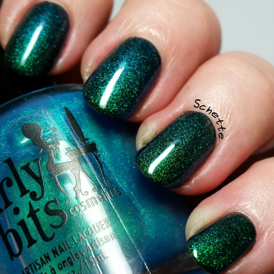 Girly Bits : Cosmic Ocean