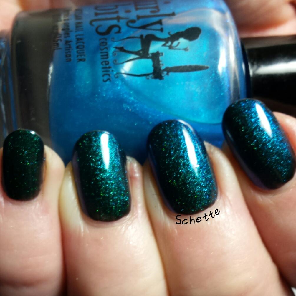 Girly Bits : Cosmic Ocean
