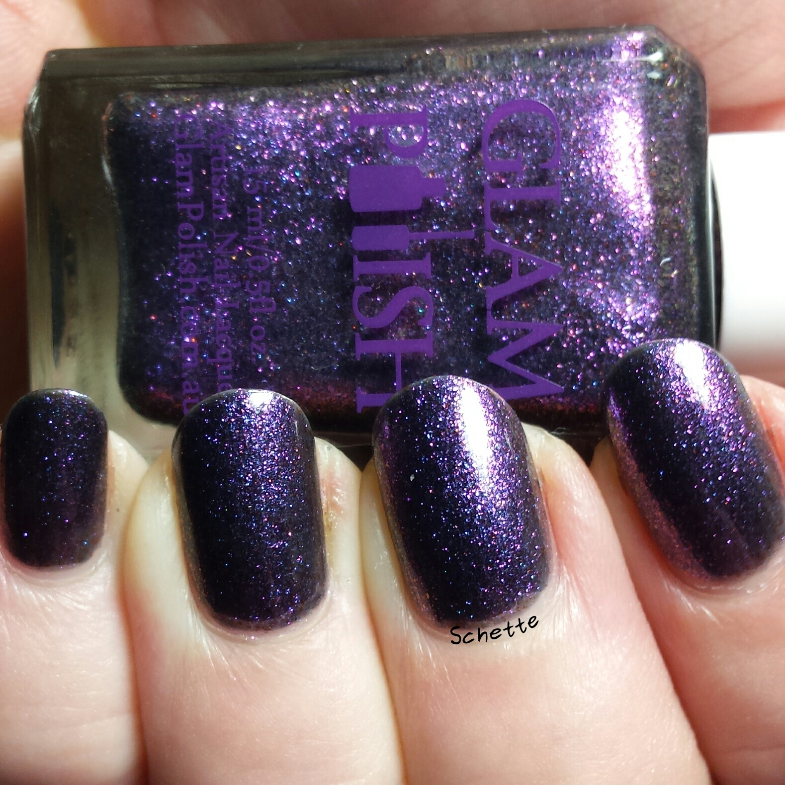 Glam Polish - Lydia, Fern Gully