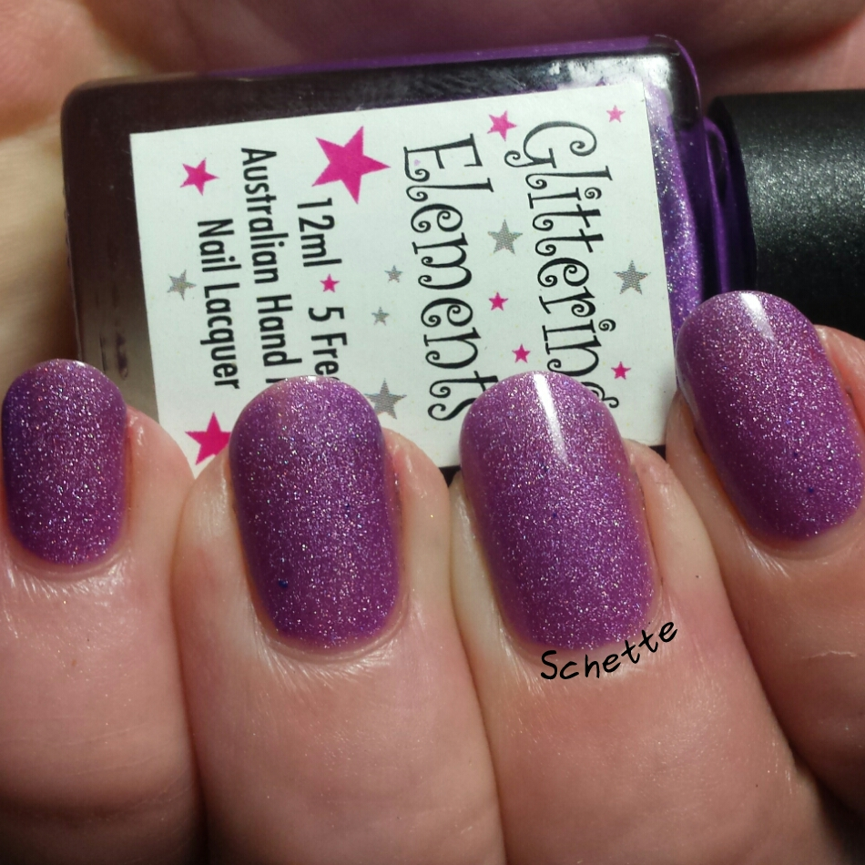 Glittering Elements - Bella, Lilee, Electick Blossom