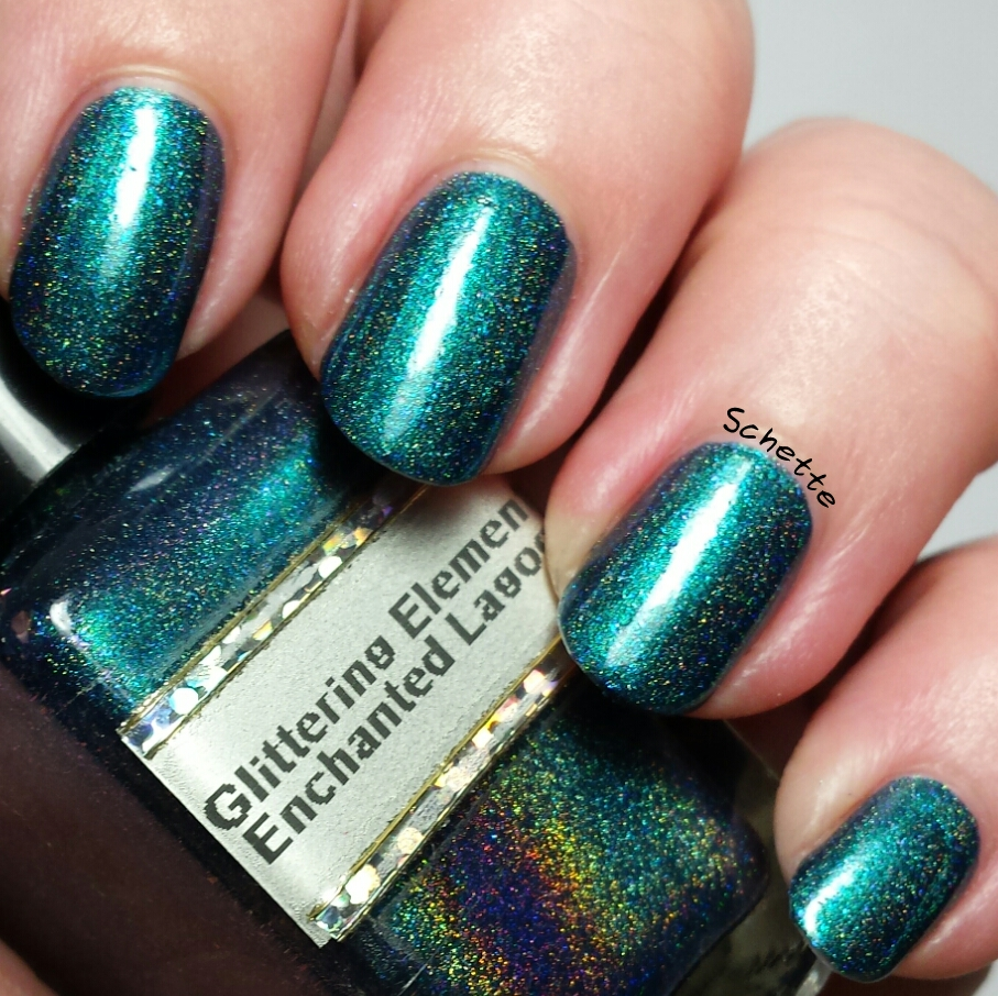 Glittering Elements - Enchanted Lagoon