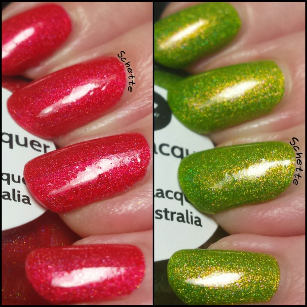 Lilypad Lacquer - Chilli Crab, Clean and Green - BSF Exclusives