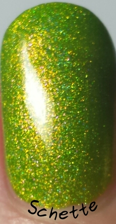 Lilypad Lacquer - Chilli Crab, Clean & Green - BSF Exclusives