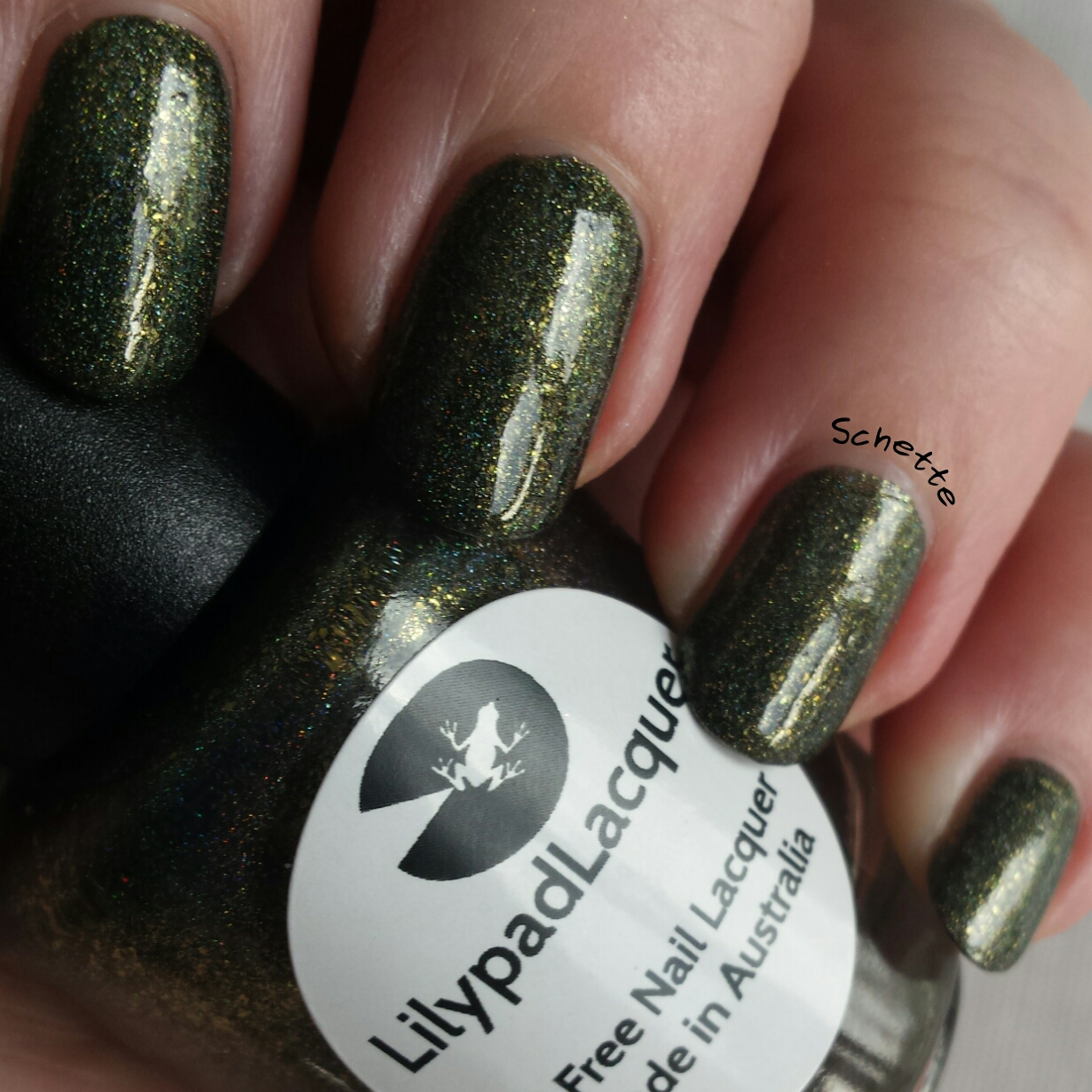Lilypad Lacquer - National Beauty, Durian Dreamin'