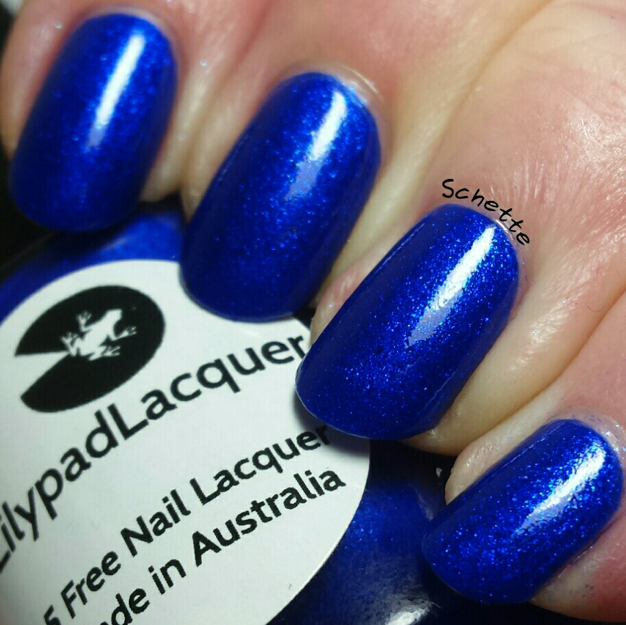 Lilypad Lacquer - Bright Eyes