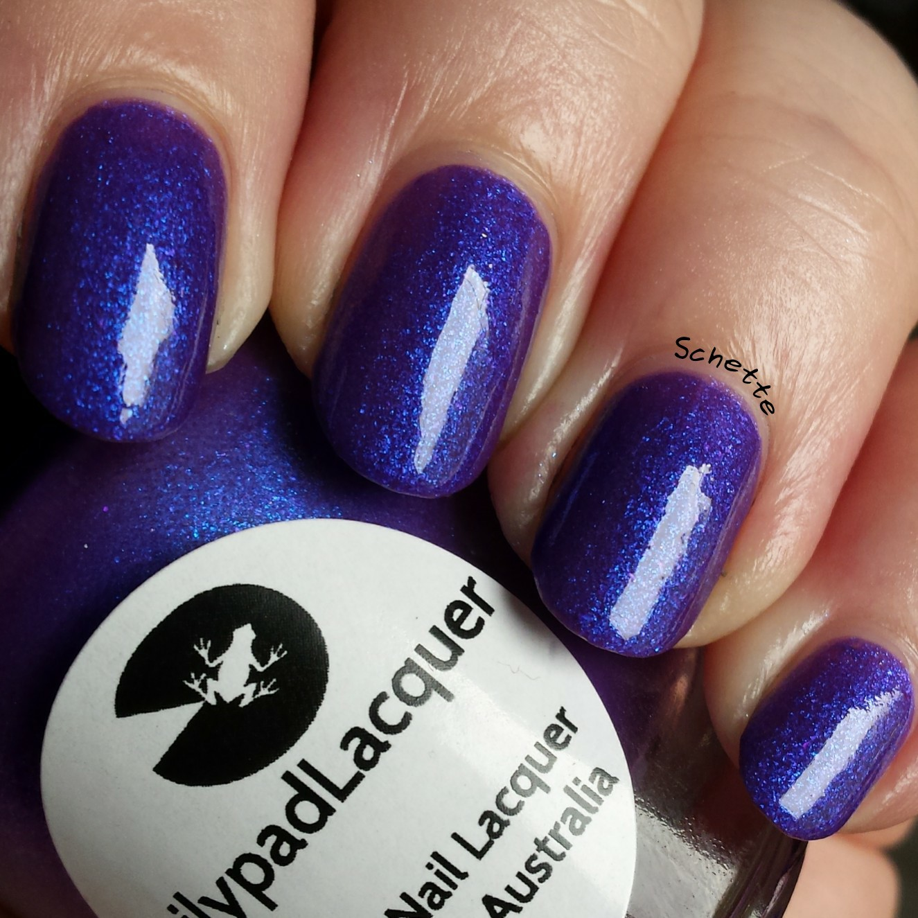 Lilypad Lacquer - Dream Weaver