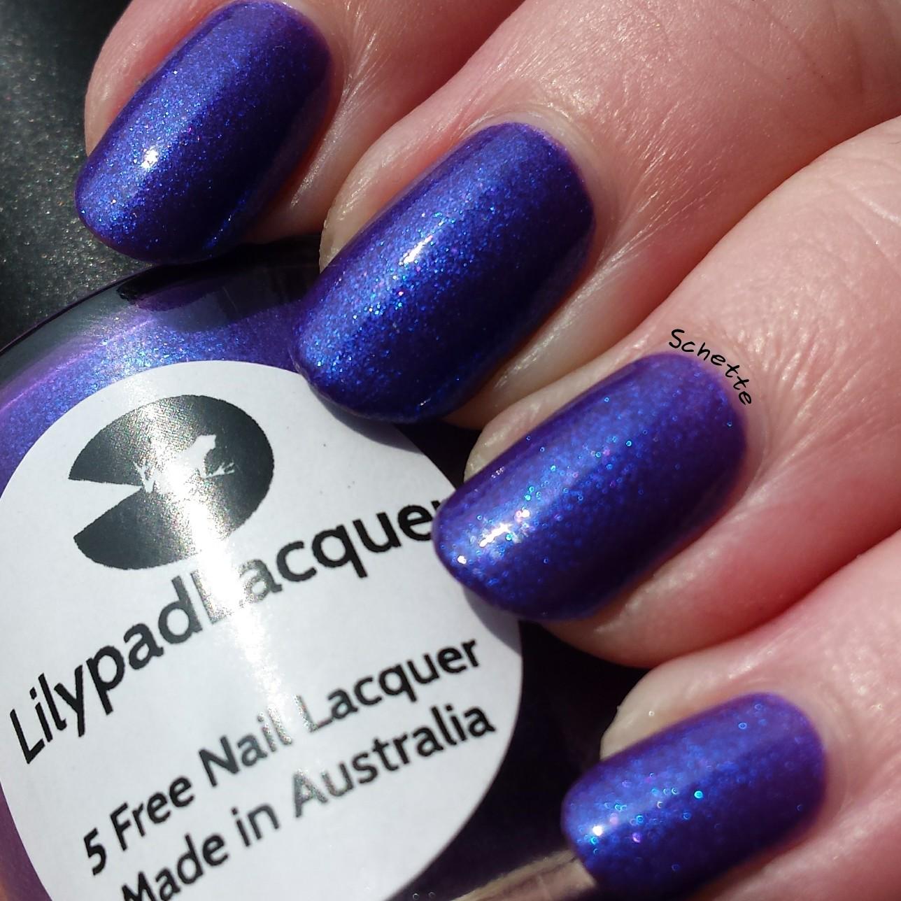 Lilypad Lacquer - Dream Weaver