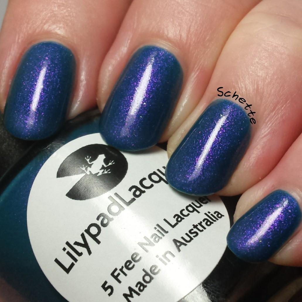 Lilypad Lacquer - Lunar Berry