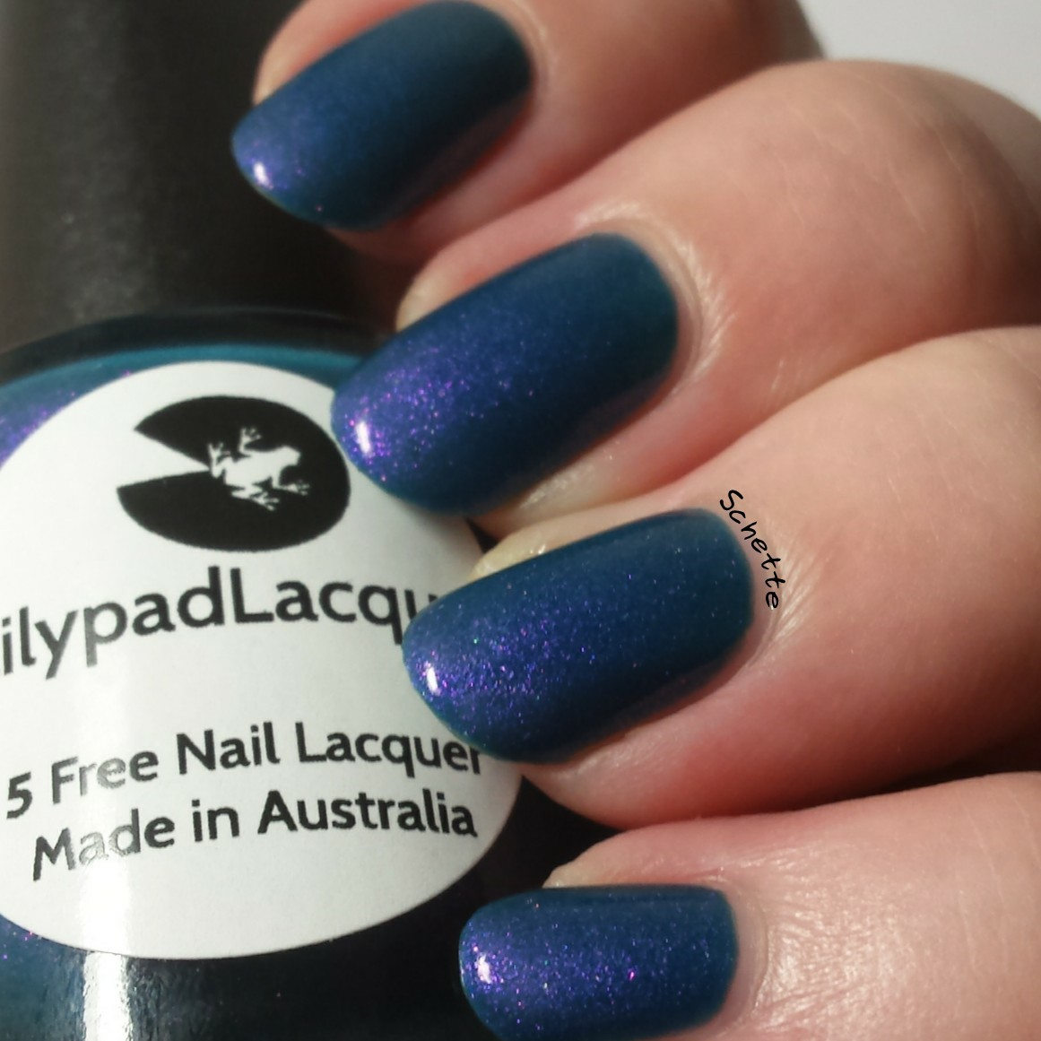 Lilypad Lacquer - Lunar Berry