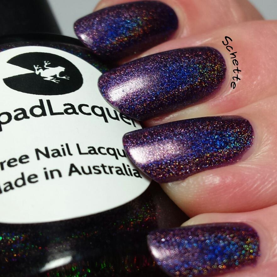 Lilypad Lacquer - Malefique