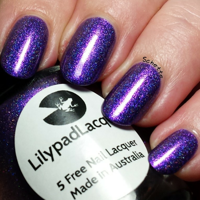 Lilypad Lacquer - Morning Glory