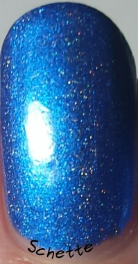 Lilypad Lacquer - Oceanic, Silver Sauce