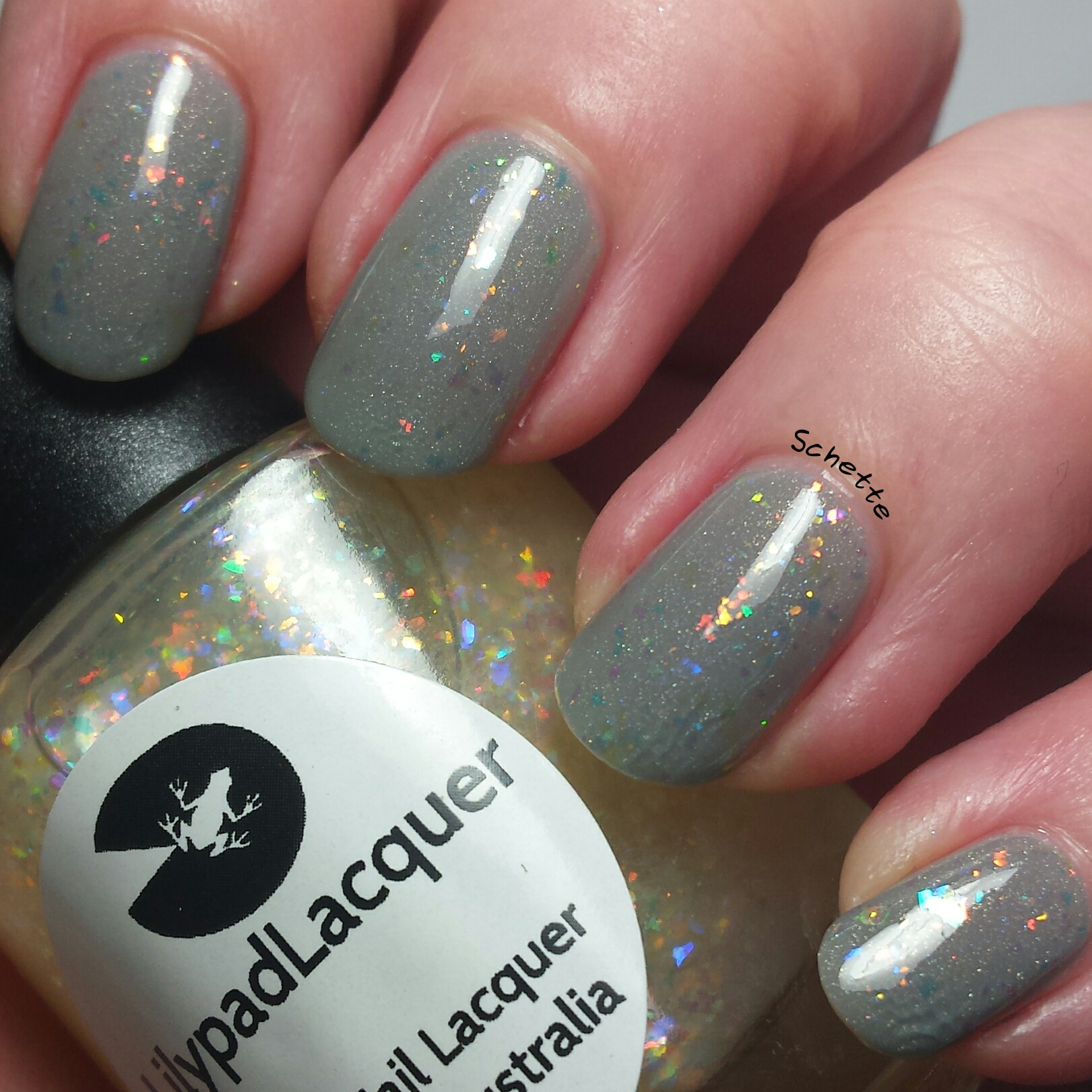 Lilypad Lacquer - Opal Minding