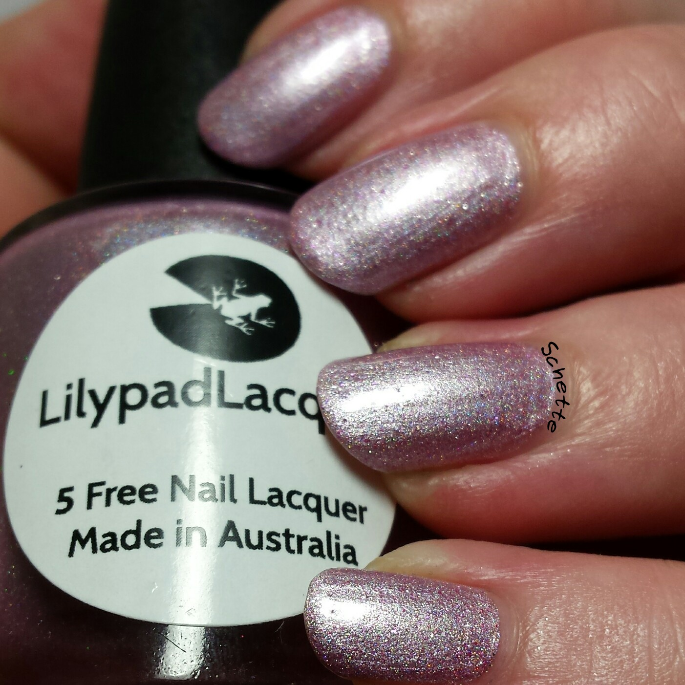Lilypad Lacquer - Soft as Silk
