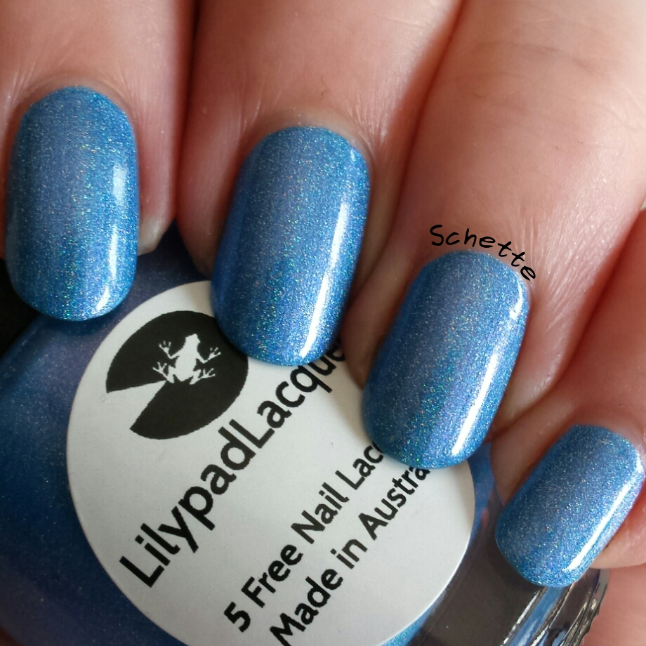 Lilypad Lacquer - Violet Moon