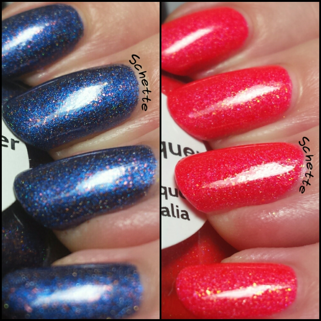 Lilypad Lacquer - Singapour Skyline, Summer never ends - BSF Exclusives