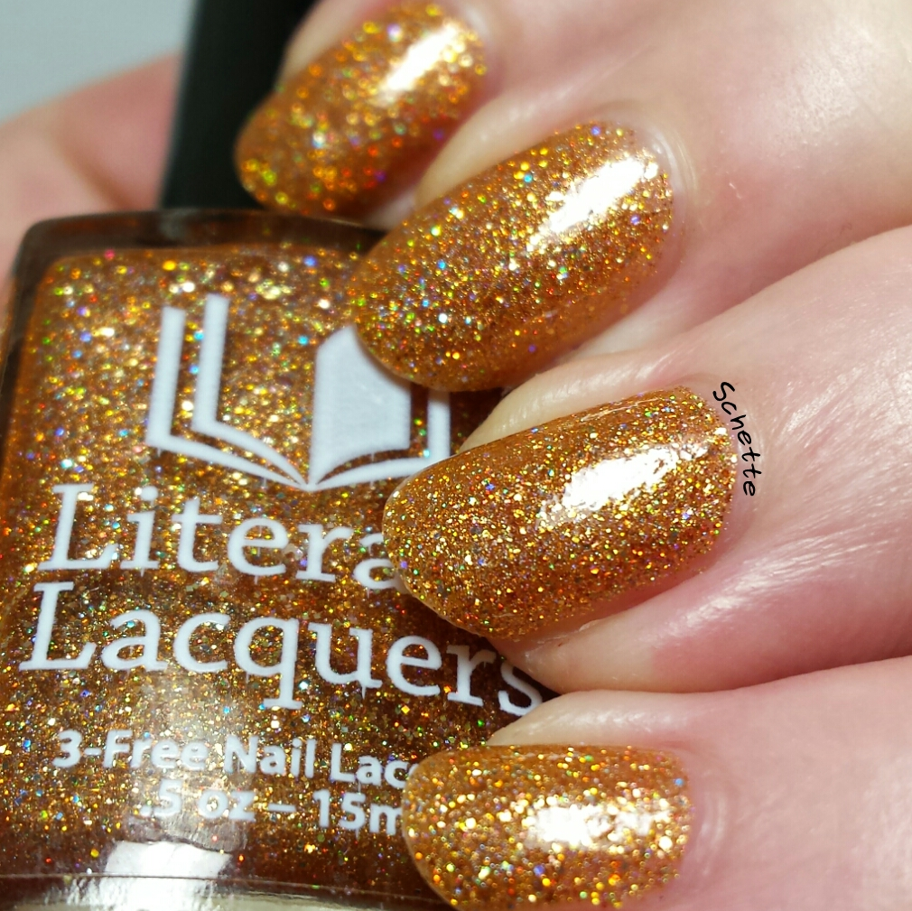 La Collection Community de Literary Lacquers - Part 1