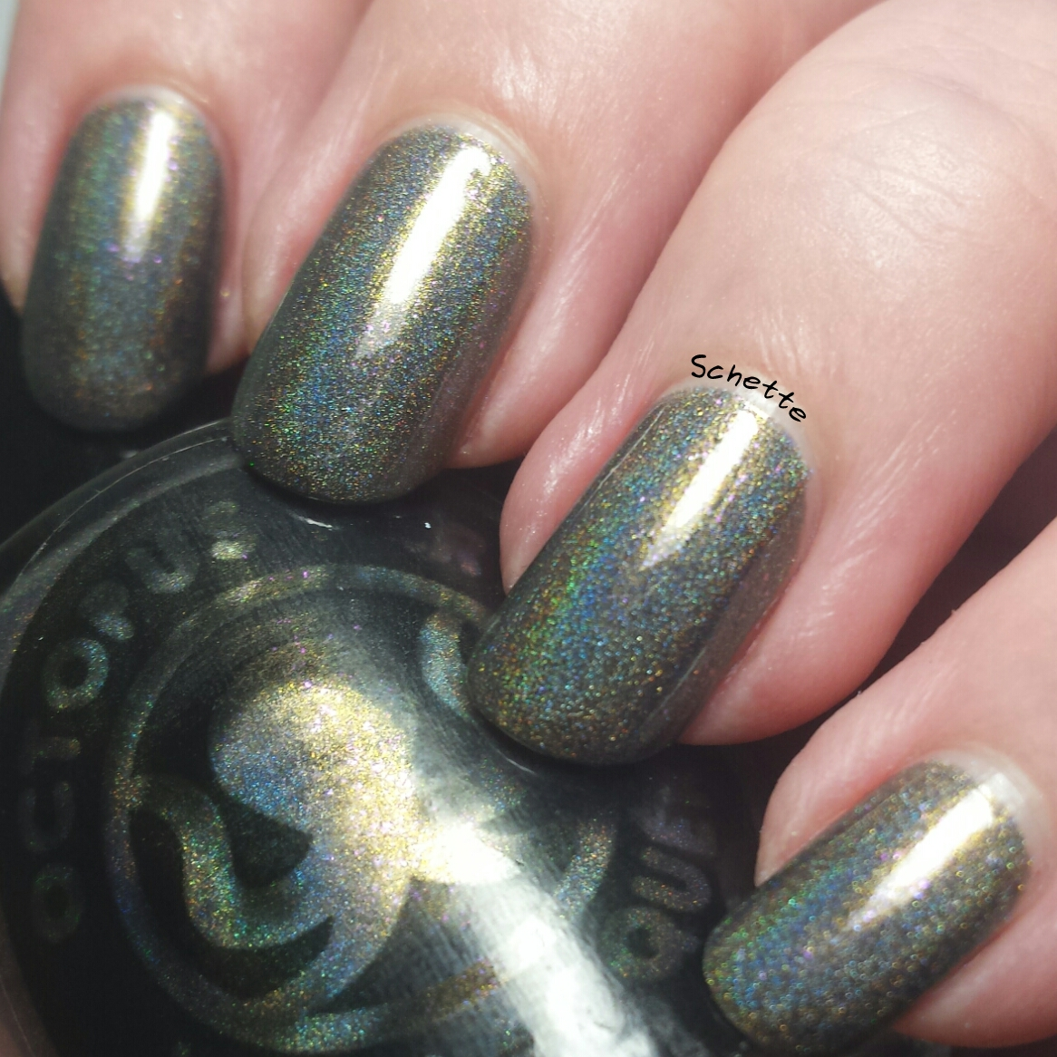 Octopus Party Nail Lacquer - Death and taxes