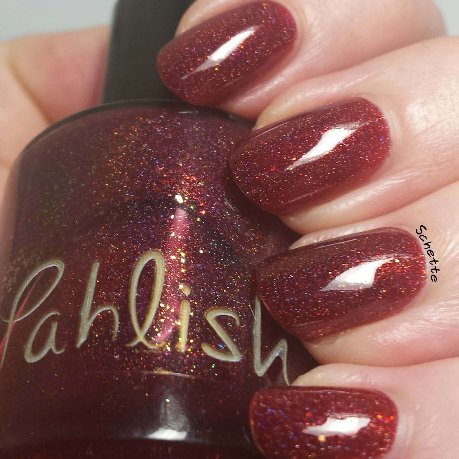 Pahlish - Moon like a spotlight, Blood of the Mountain, Kalanchoe Luciae