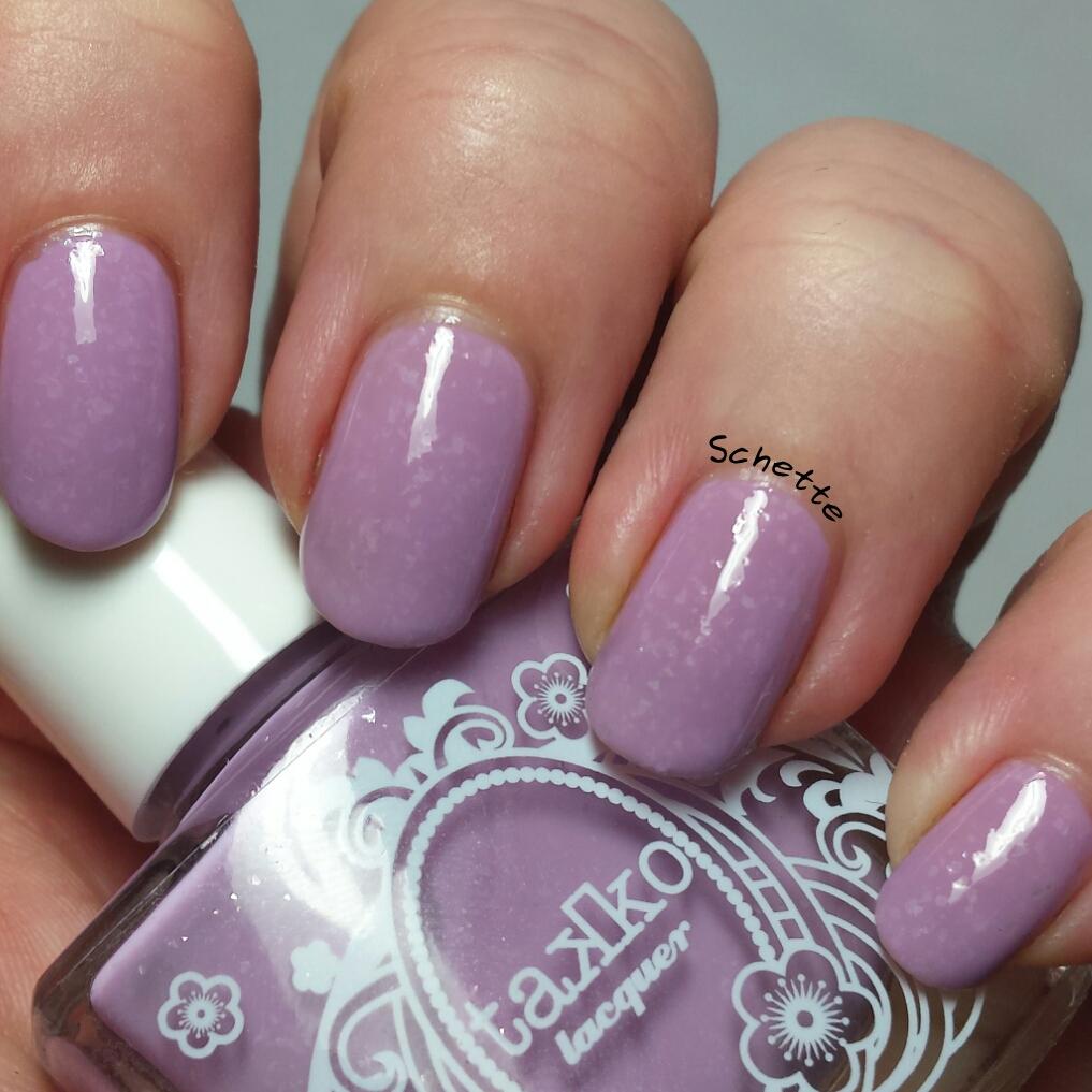 Takko Lavender Macaron, Curioser and Curioser