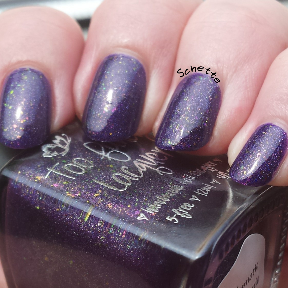 Too Fancy Lacquer - Hypnotic Harmonie