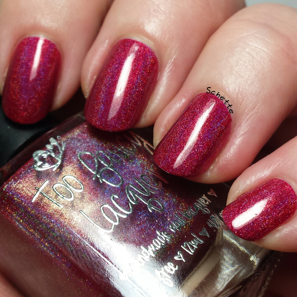 Too Fancy Lacquer - It's Christmas Collection