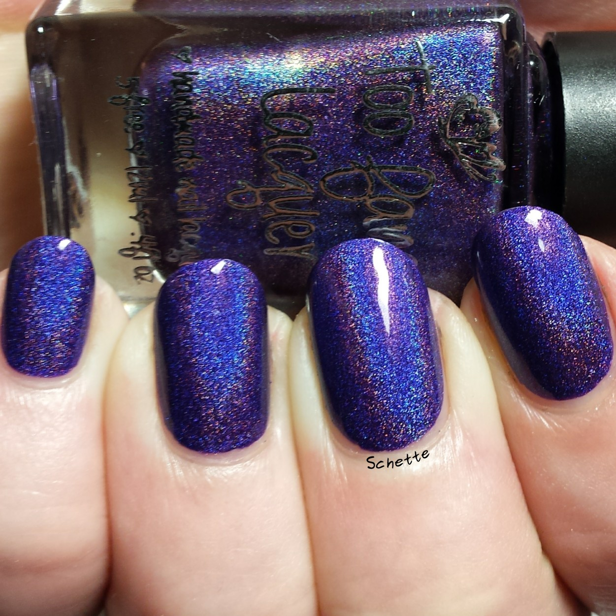 Too Fancy Lacquer - The Glow Within