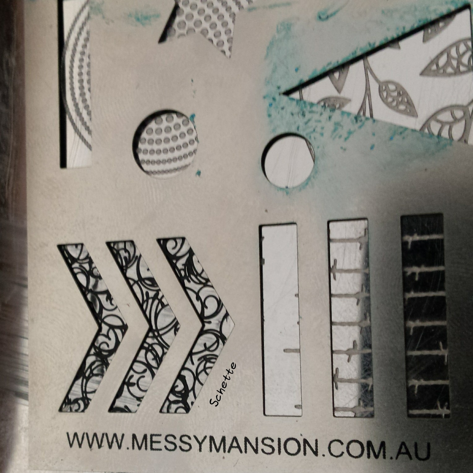 Messy Mansion : Accessories Kit 2.0