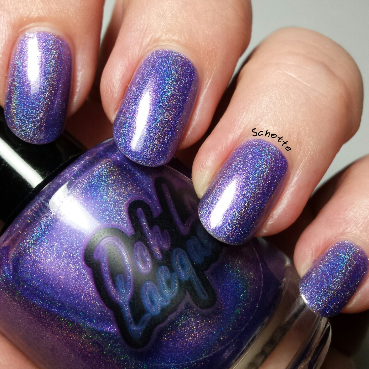 OohLaLacquer : Regal Knivel