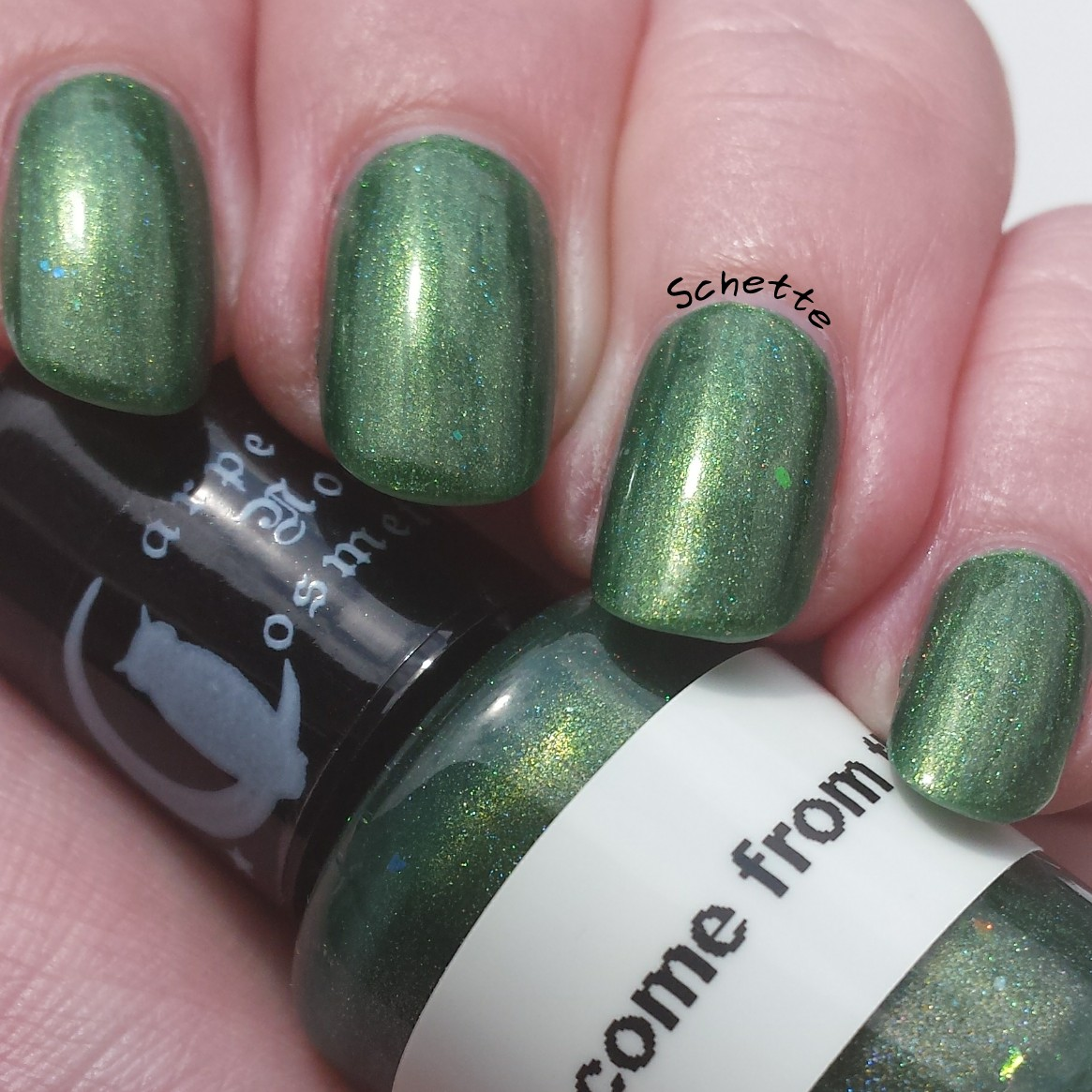 Carpe Noctem Cosmetics - I come from the forest, Bad faerie