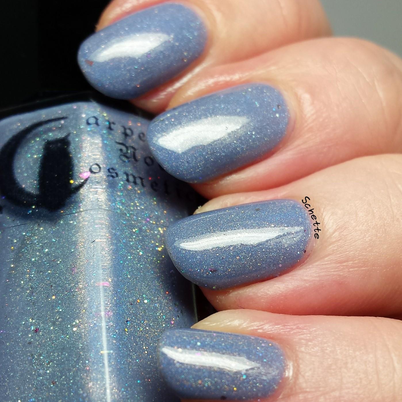 Carpe Noctem Cosmetics : Mon doudou