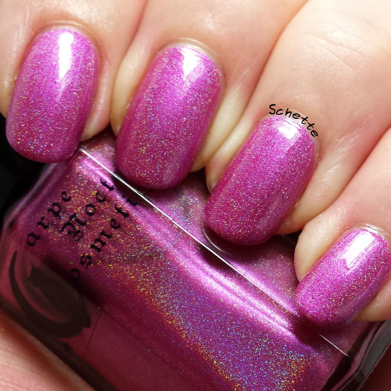 Carpe Noctem Cosmetics : Paint Uranus Pink