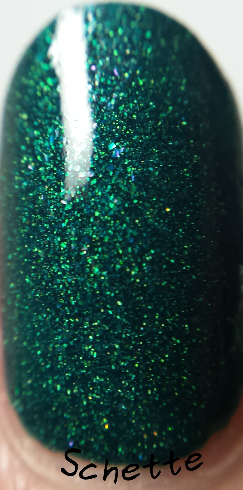 Eat Sleep Polish : Glowing Green Gates