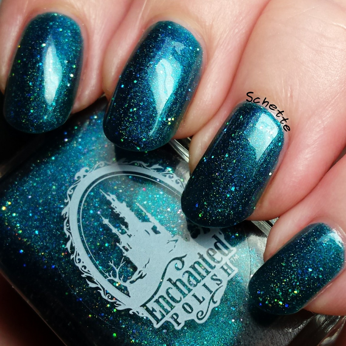 Enchanted Polish : Neptune, December 2015, Holiday 2015