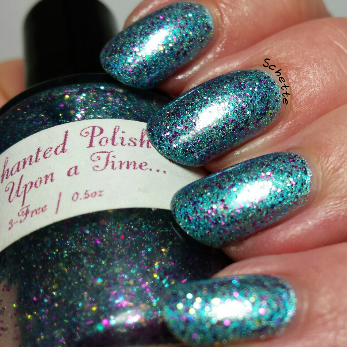 Enchanted Polish : Once upon a time