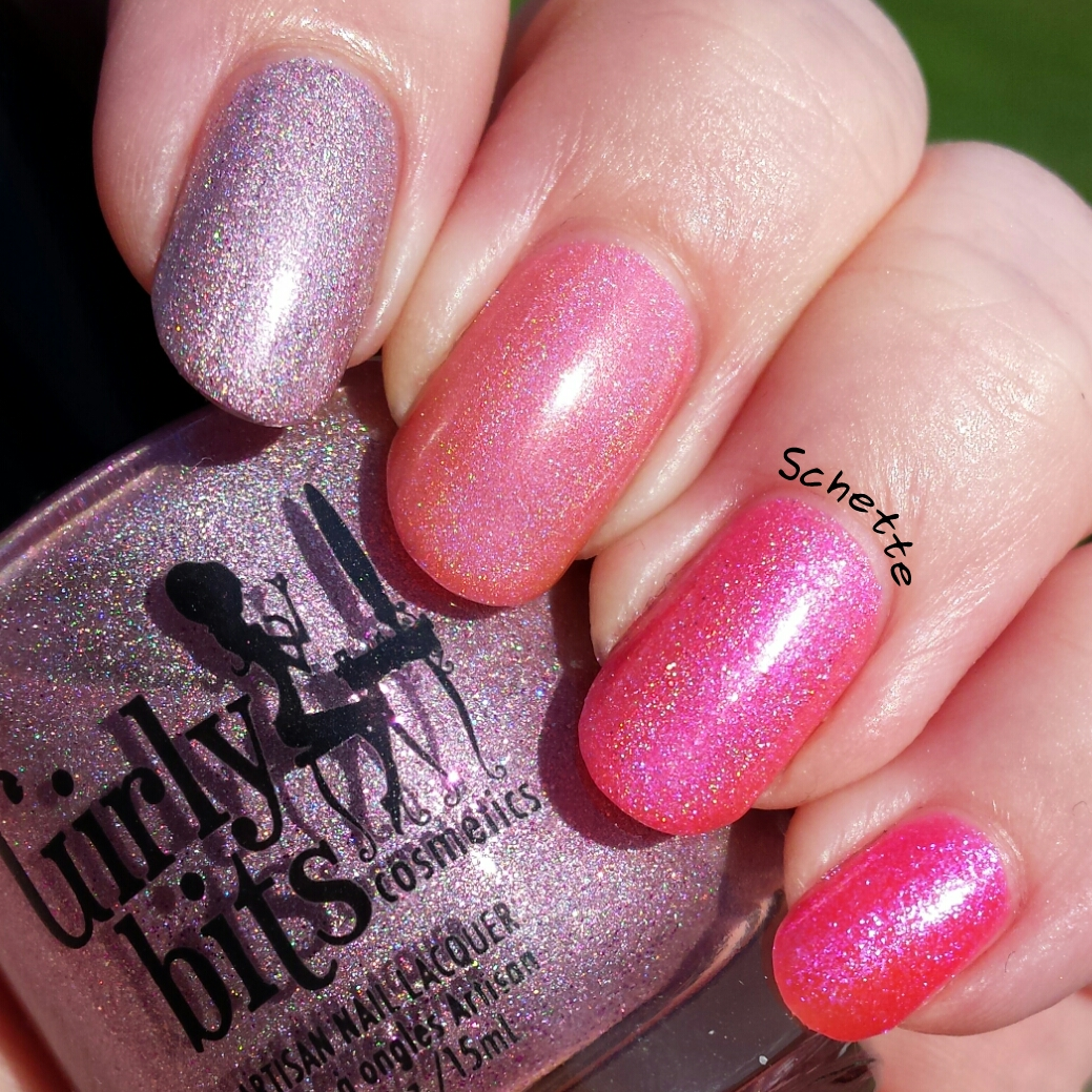 Girly Bits : Pink Comparison