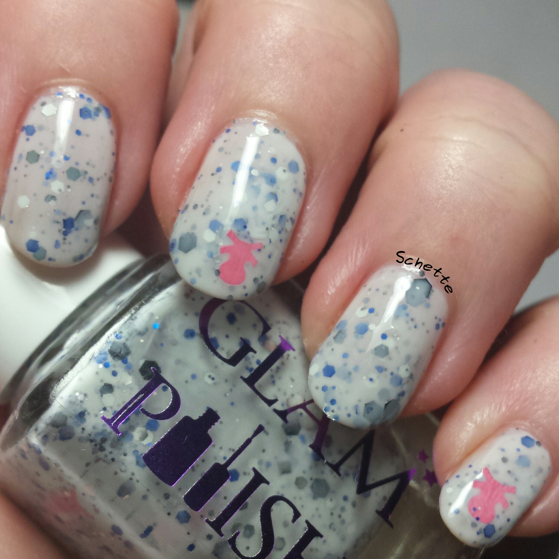 Glam Polish : Ciao Bitches, Corpse Bride