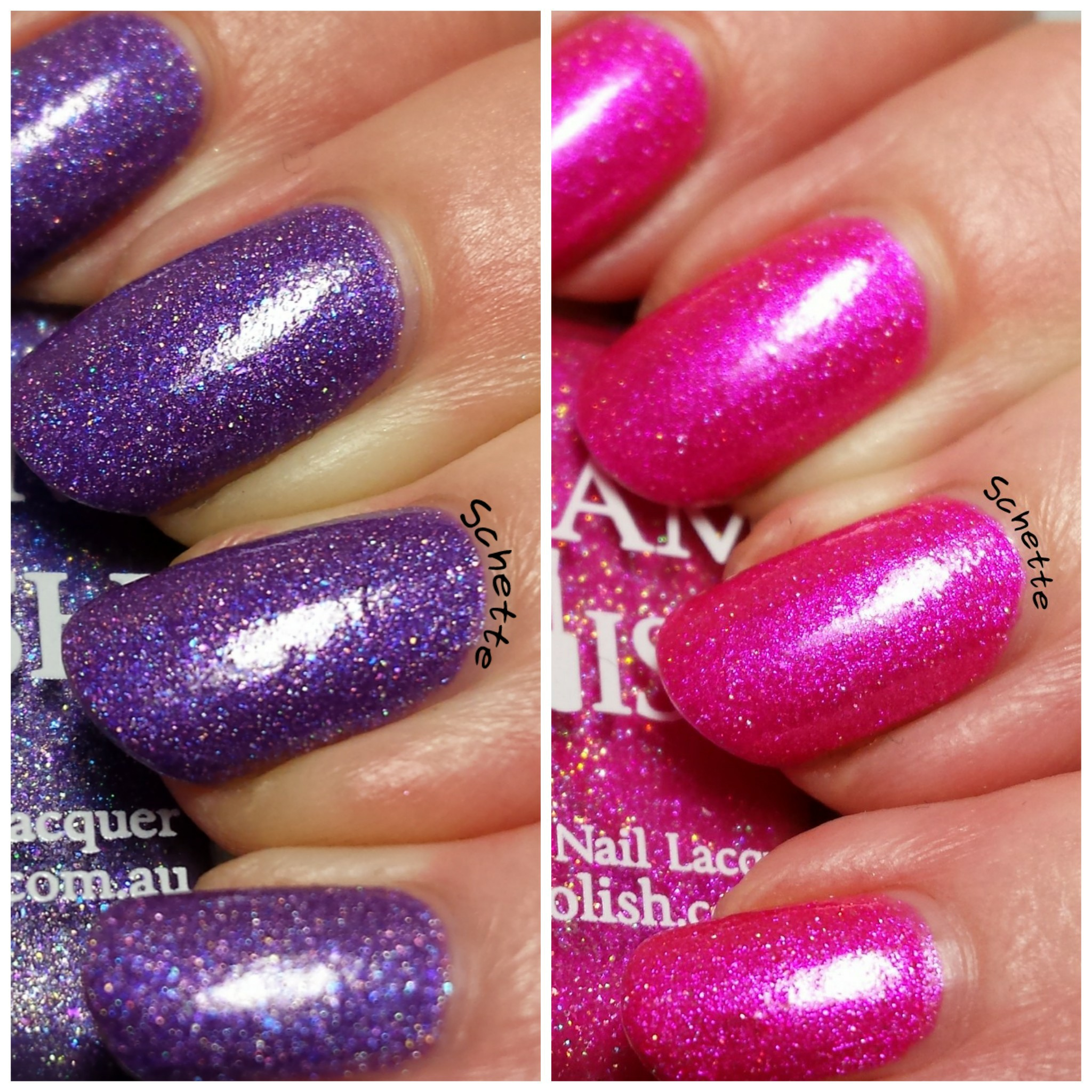 Glam Polish - Fairytale Life Duo - Mei Mei Exclusive