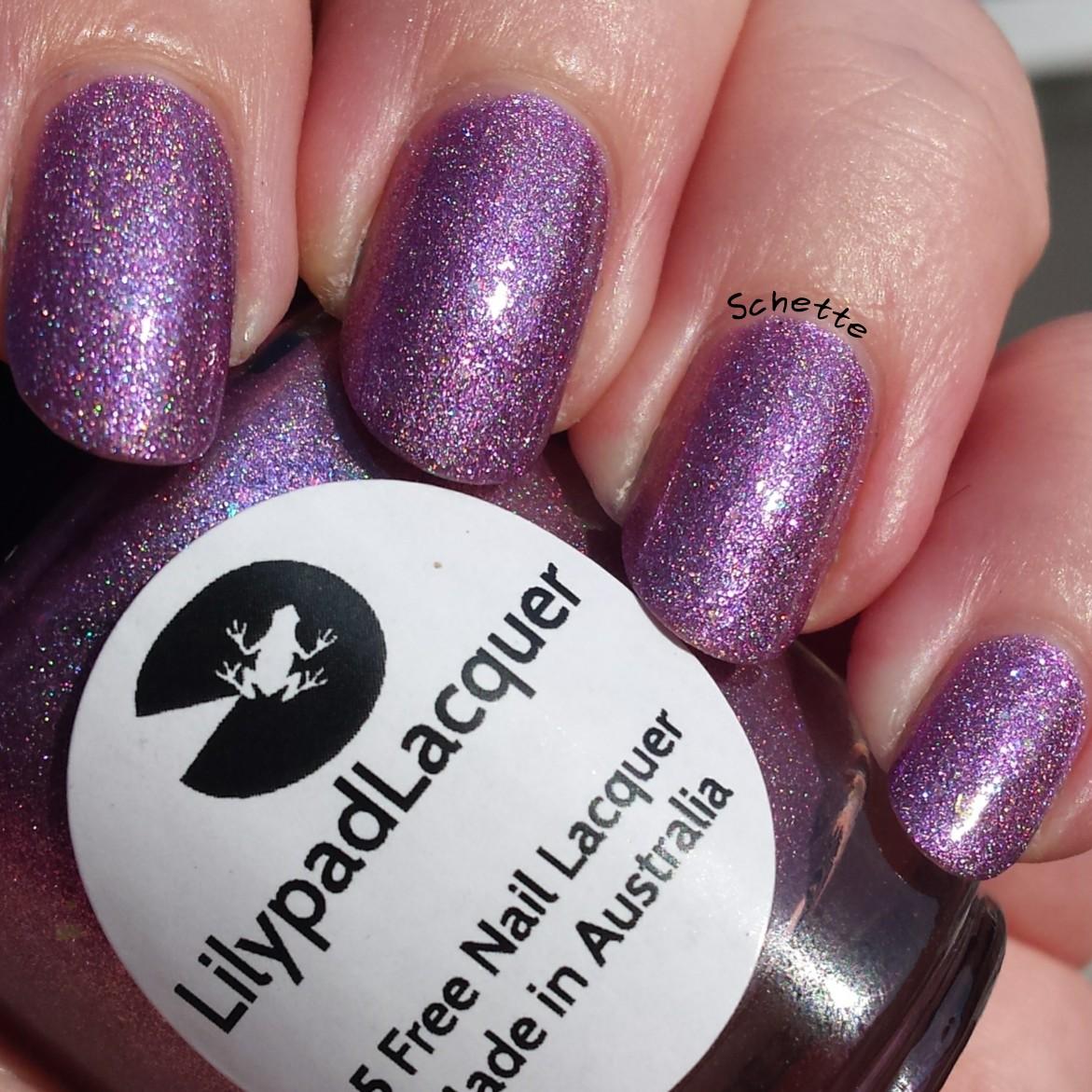 Lilypad Lacquer : Precious