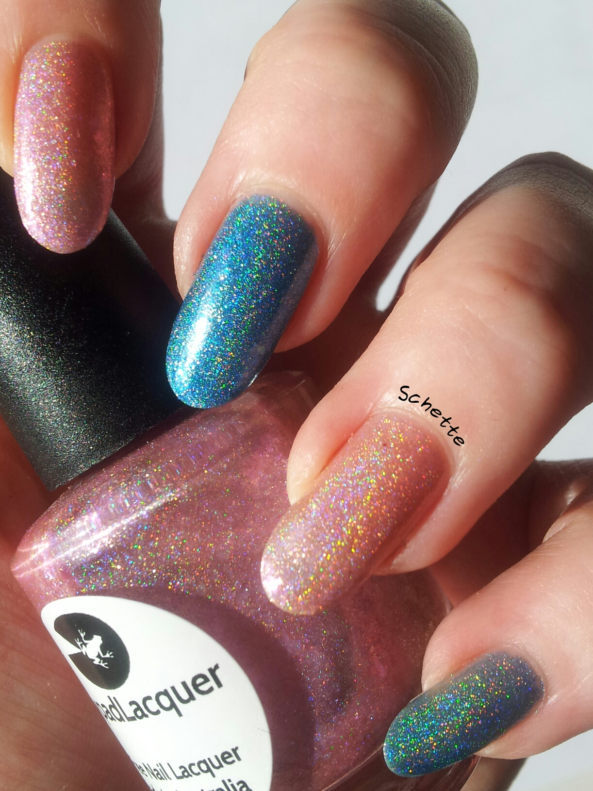 Lilypad Lacquer : Pretty Boy, Pretty Girl