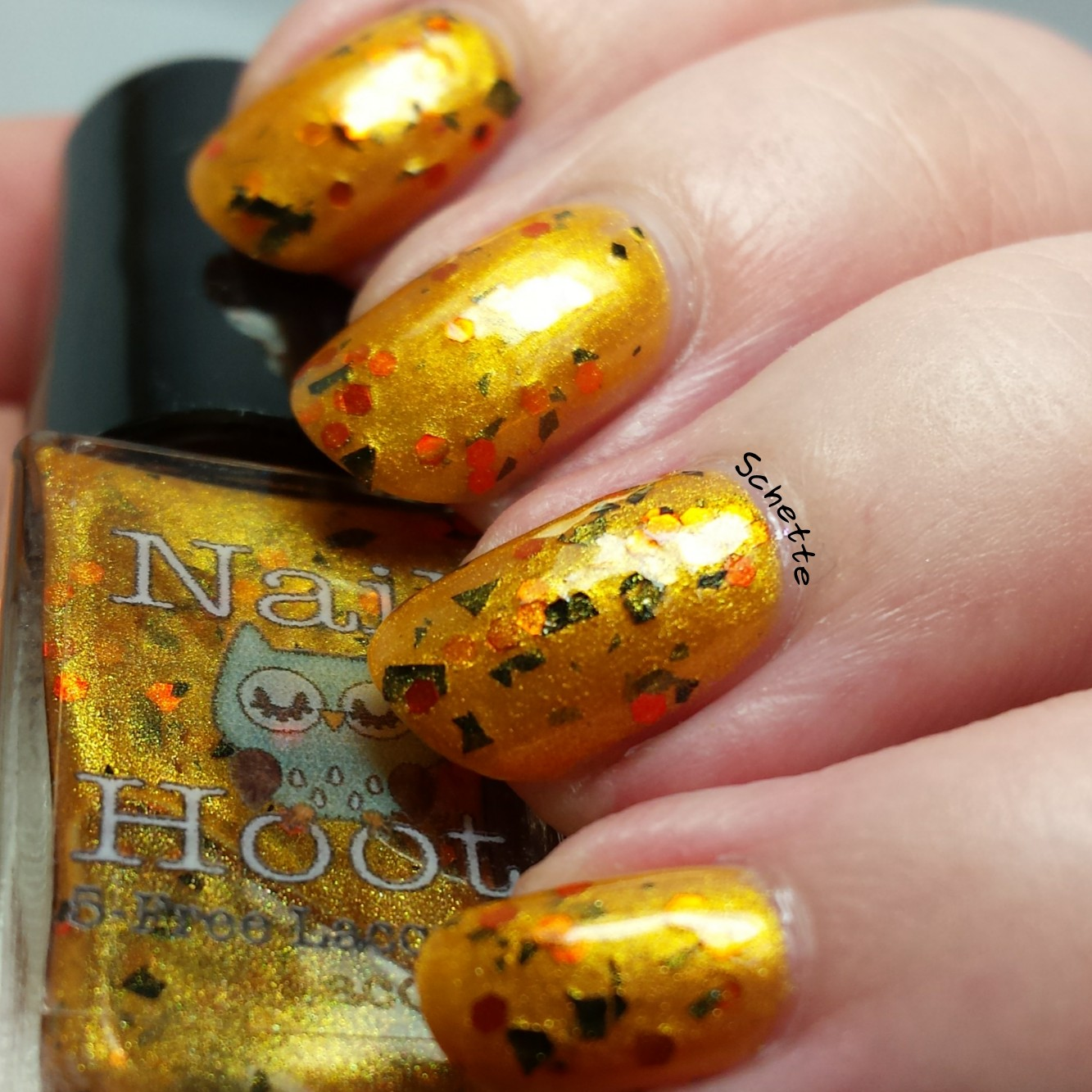 Nail Hoot : Jeepers Creepers