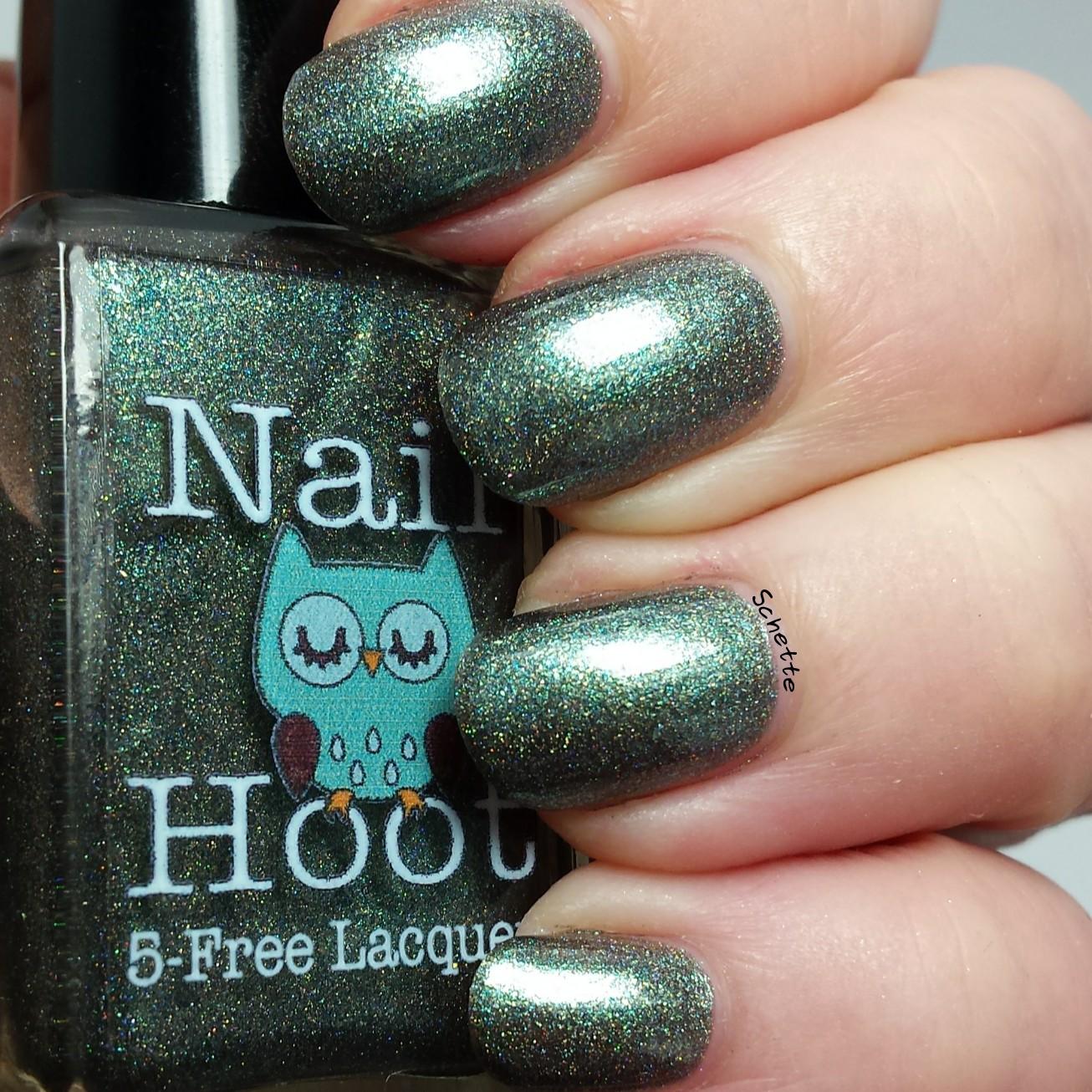Nail Hoot : Space Galaxy Trio